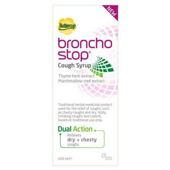 BronchoStop Cough Syrup - 200ml