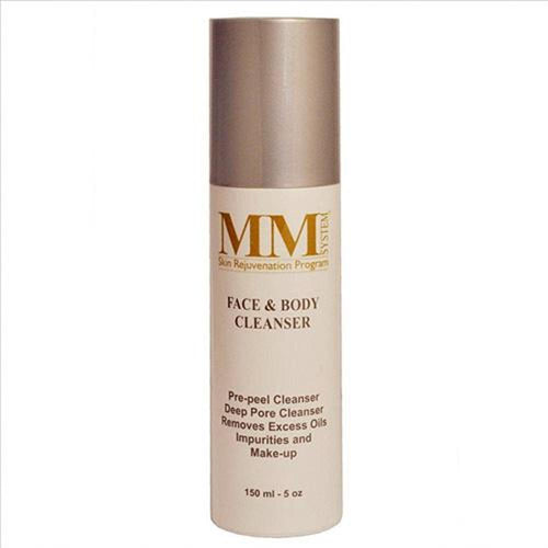 Mene & Moy Face and Body Cleanser 15% Glycolic Acid - oily/acne skin cleanser