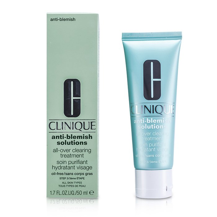 Clinique Anti-Blemish Solutions All-Over Clearing Treatment 50ml/1.7oz