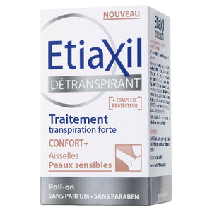 Etiaxil Roll-On Antiperspirant Comfort (brown)