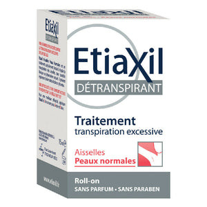 Etiaxil Roll-On Antiperspirant 15ml Normal Skin (red)