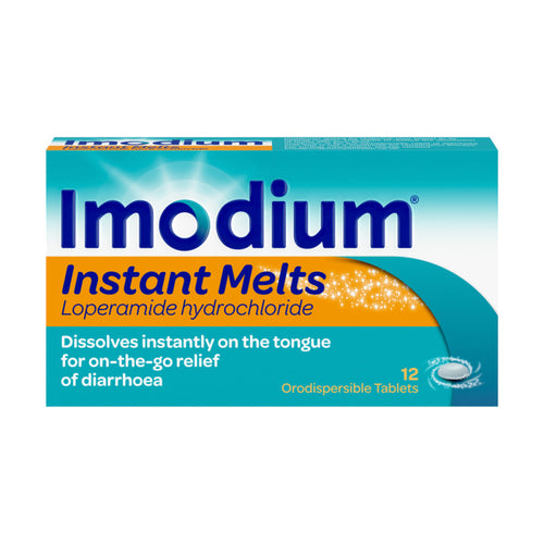Imodium Instant Melts 12s