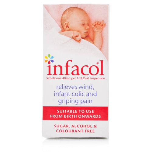 Infacol Colic Wind and Griping Pain Relief Drops 50ml