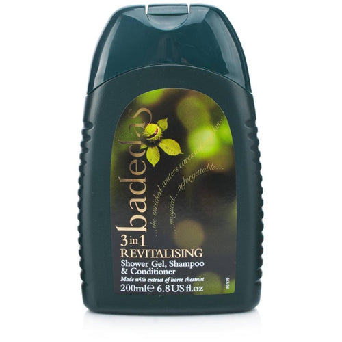 Badedas 3in1 Revitalising Shower Gel 200ml
