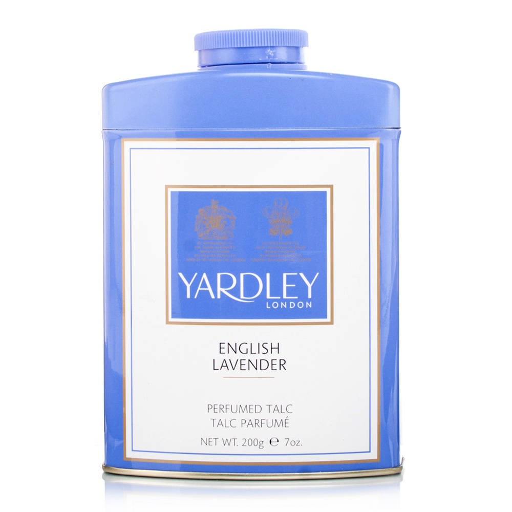 Yardley English Lavender Talcum Powder 200g