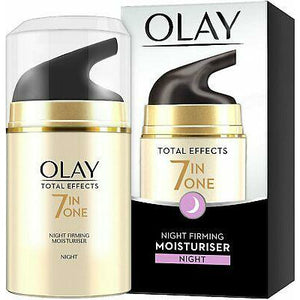 Olay Total Effects 7-in-1 Night Firming Moisturiser 50ml