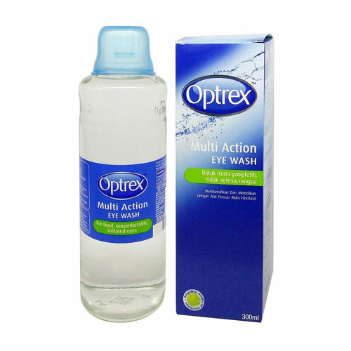 Optrex Multi-action Eye Wash 300ml