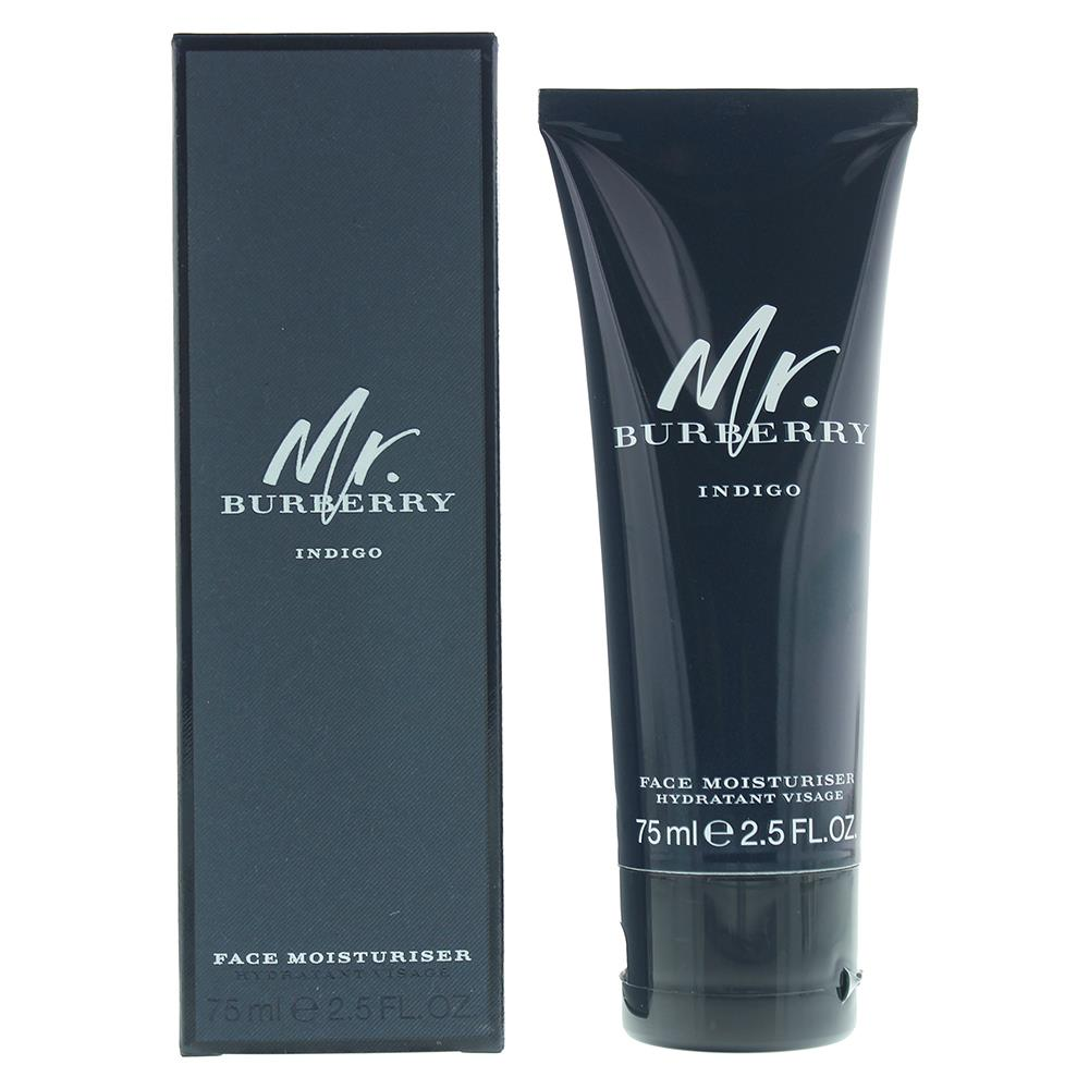 Mr. Burberry Indigo Face Moisturiser 2.5 FL Oz 75 Ml