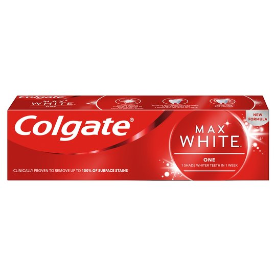 Colgate Max White One 75ml