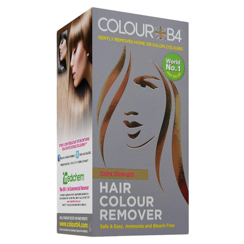 Colour B4 Extra Strength Hair Dye Colour Remover