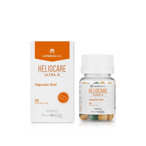 HELIOCARE ULTRA D 30 ORAL CAPSULES CASE OF 24