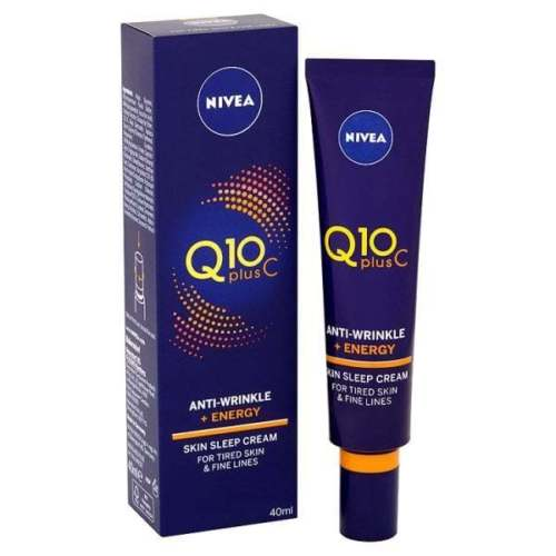 Nivea Q10 Plus C Anti-Wrinkle Night Cream 40ml