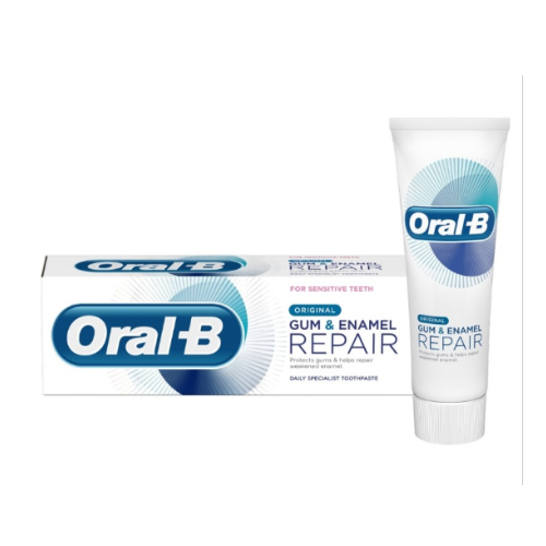 Oral-B Gum And Enamel Repair Original Toothpaste 75ml