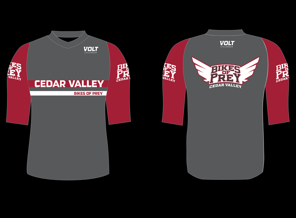 Cedar Valley Downhiller Jersey