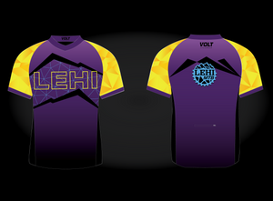 Lehi High School 2021 Downhill Jersey
