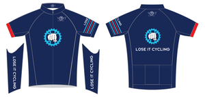 "Lose It Cycling ""Black Eye"" Jersey"