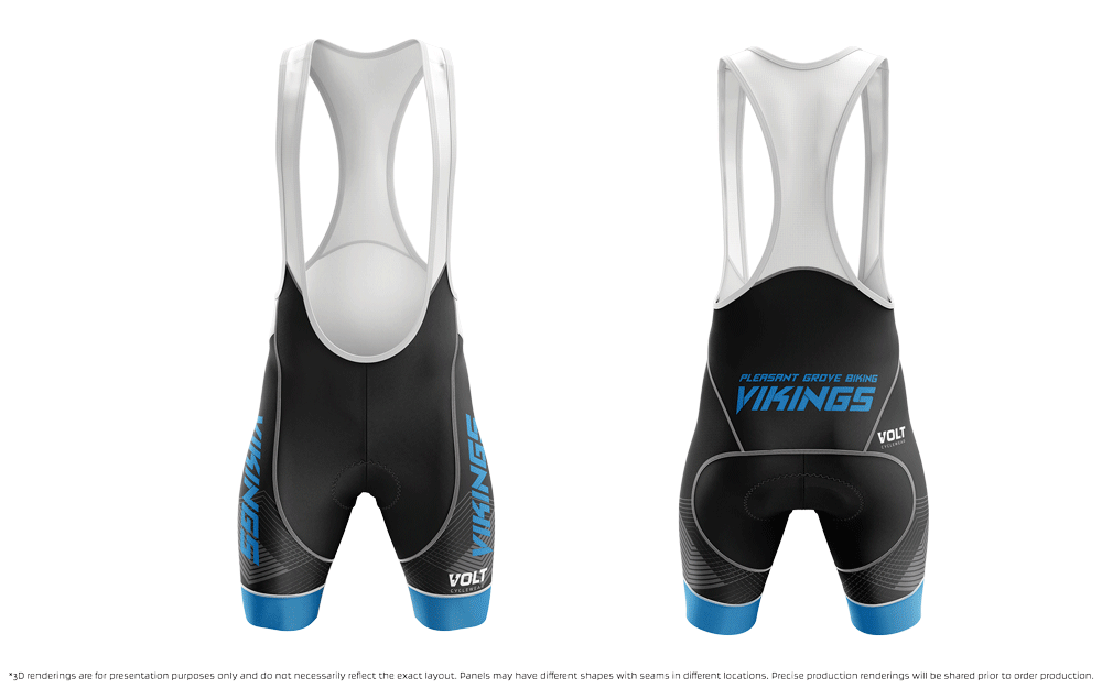 Biking Vikings 2021 XC Race Bibs