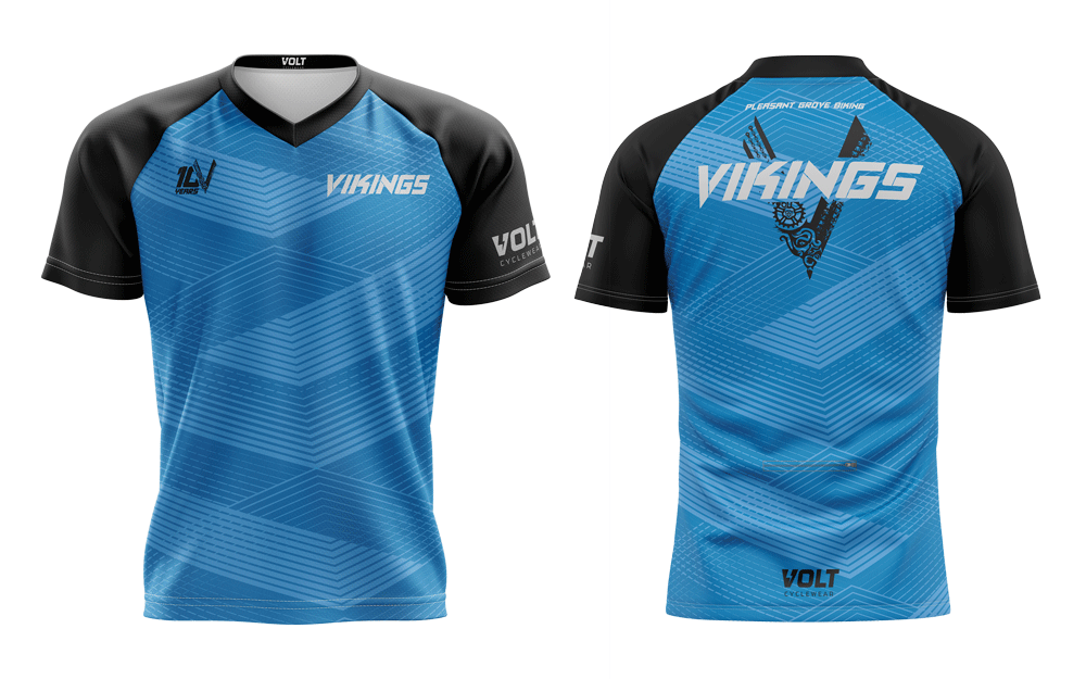 PG Biking Vikings 2021 Mountain Jersey