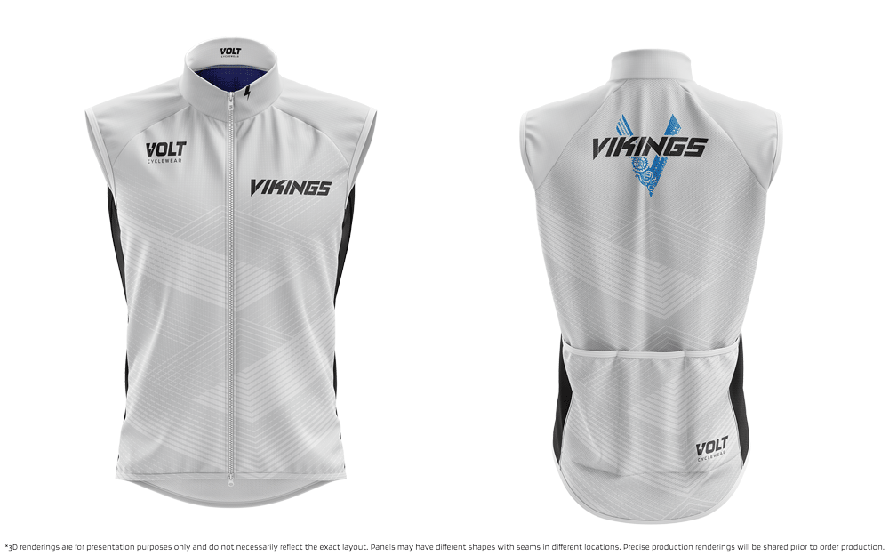 PG Biking Viking 2021 Cycling Vest