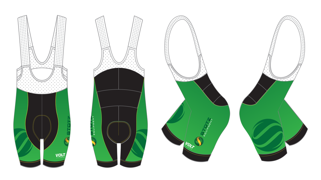 Stotz Equipment Cycling Bibs