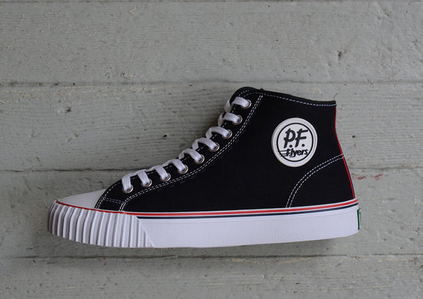PF Flyers Center Hi - Black