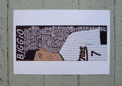 Will Johnson Art Print - Craig Biggio