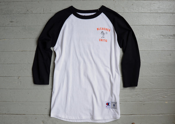 Bleacher Critic - I Hate Sports Raglan