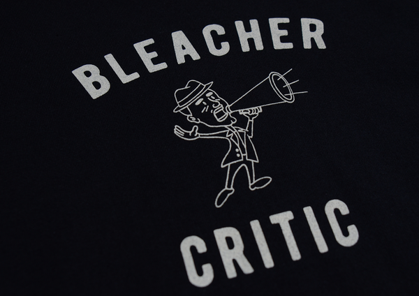 Bleacher Critic - Youth Long Sleeve