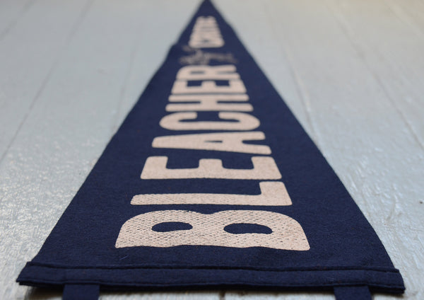 BC Oxford Pennant - Navy/Cream