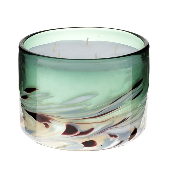 Athena Emerald 5 Wick Scented Candle