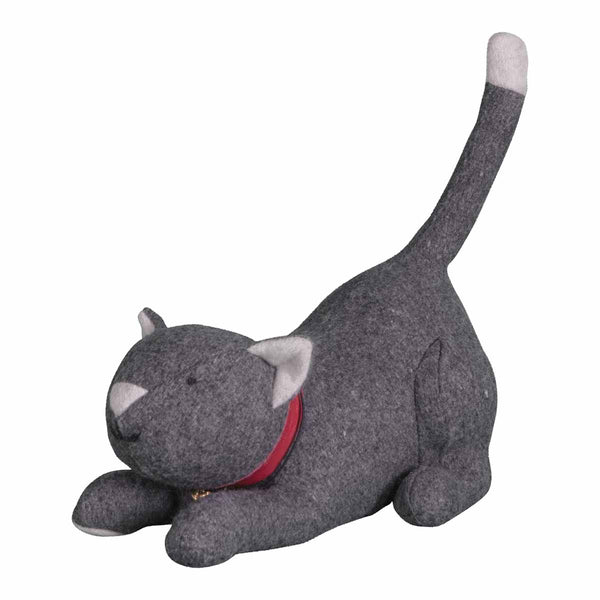 Catherine Cat Doorstop