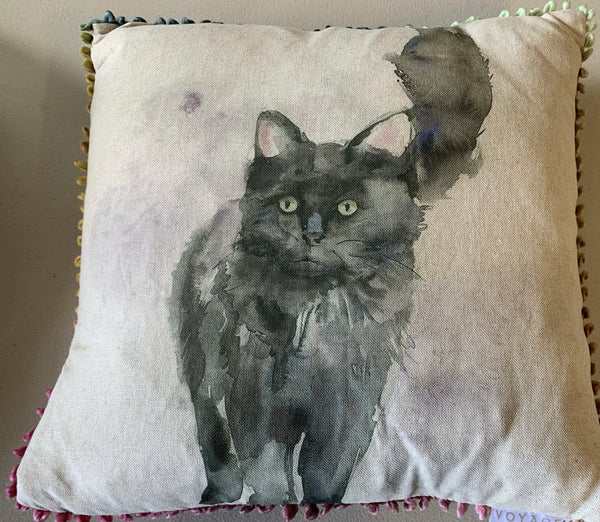 Voyage Coco Cat Cushion