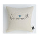 Be Mine Blue Bee Cushion