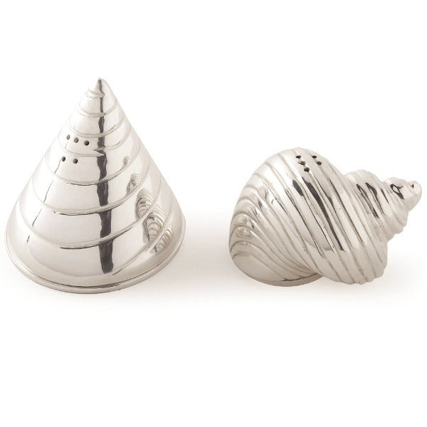 Conch & Cone Salt & Pepper Set
