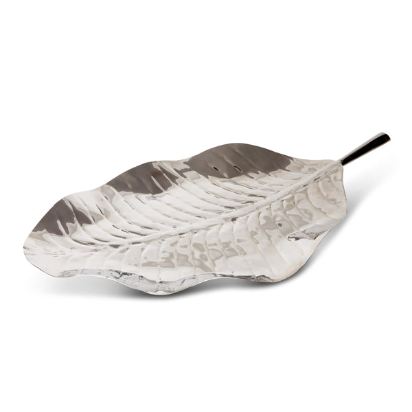 Small Plantation Leaf Platter