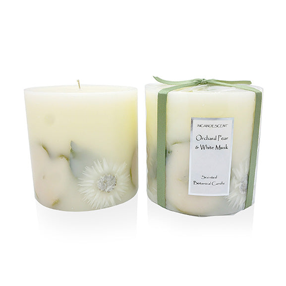 Orchard Pear & White Musk Year Round Botanical Home Collection
