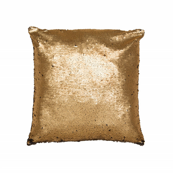 Colour Change Sequin Cushion
