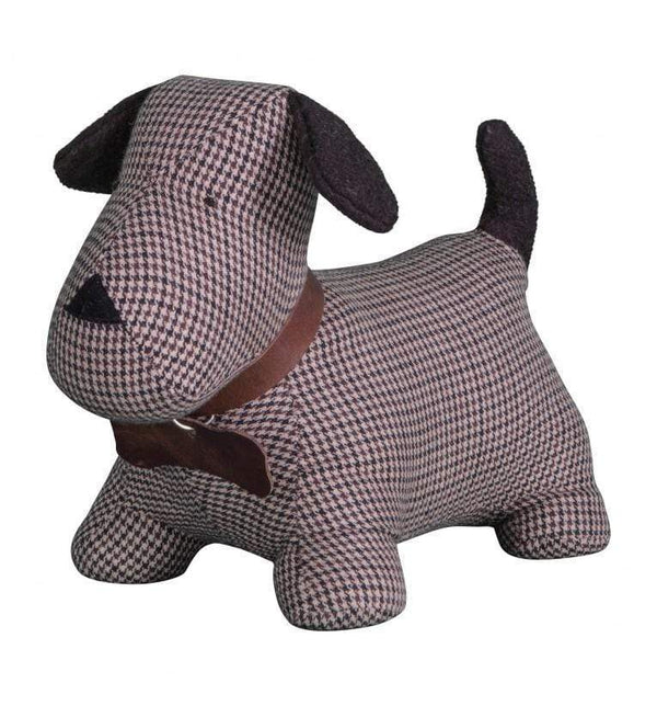 Duke Dog Doorstop