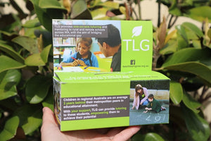 TLG Coin Box