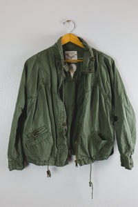 Military Green Bomber - Sigil Collection