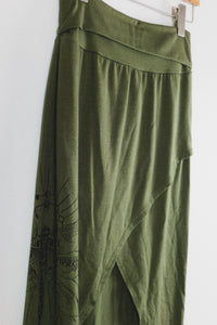 Dragonfly Hi-Low Skirt