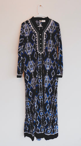 Tribal Design Dress - Sigil Collection