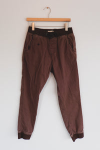 Brown Jogger Pants - Sigil Collection