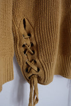 Load image into Gallery viewer, Mustard Yellow Knit Sweater - Sigil Collection