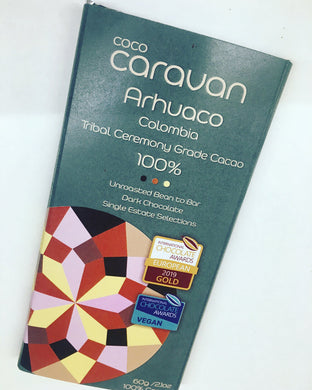 Arhuaco 100% tribal ceremony grade cacao