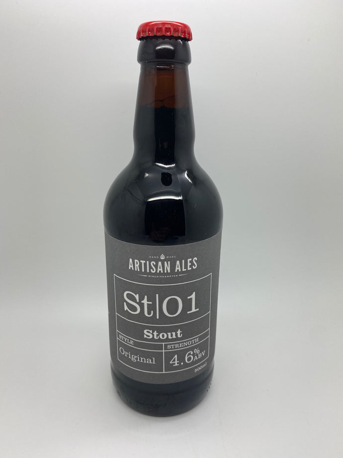 St 01 stout 500ml