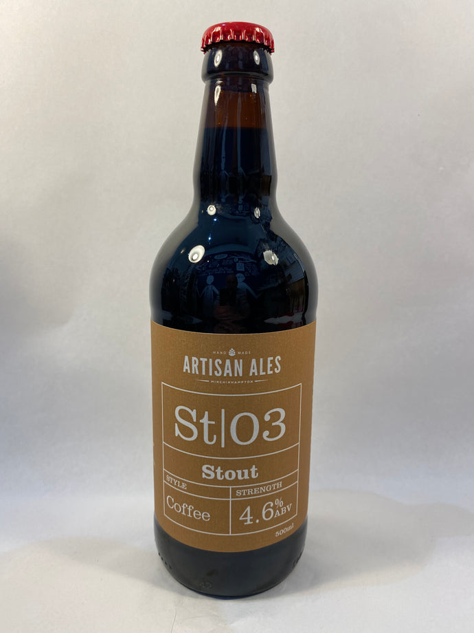 St 03 stout 500ml