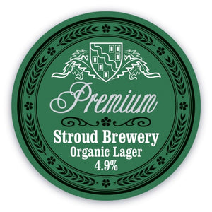 Premium larger Stroud brewery 500ml