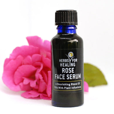 Rose face serum (Herbs)