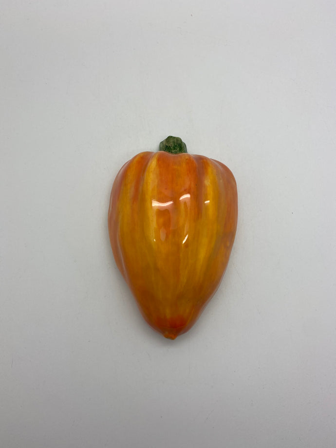 Pepper ceramic wall hanging
